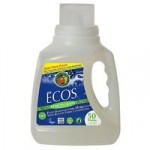 ECOS Earth Friendly Laundry Detergent (50 washes) (Organic Lemongrass)