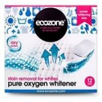 Ecozone Pure Oxygen Whitener Stain Removal Tabs for Whites