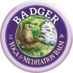 Badger Yoga & Meditation Balm