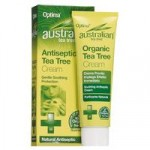 Australian Tea Tree Organic Antiseptic Cream