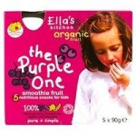 Ella's Kitchen The Purple One Fruit Smoothie Multipack