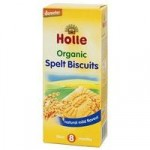 Holle Organic Baby Spelt Biscuits