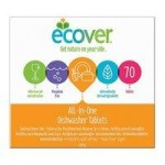 Ecover All In One Dishwasher Tablets – 70