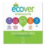 Ecover Classic Dishwasher Tablets – 25 pack