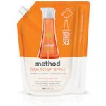 Method Washing Up Liquid Refill – Clementine (Clementine)