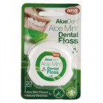AloeDent Aloe Mint Dental Floss
