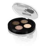 Lavera Beautiful Mineral Quattro Eyeshadow (Cappuccino Cream)