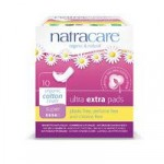 Natracare Ultra Extra Pads (Normal, Long & Super) (Super)