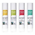 Fair Squared Lip Balms (Vegan Citrus)