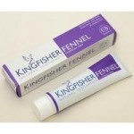 Kingfisher Fennel Toothpaste – Fluoride Free