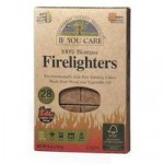 If You Care 100% Biomass BBQ Firelighters – 28