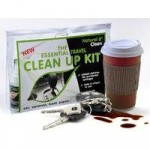 Natural & Clean – Essential Car Travel Clean Up Kit