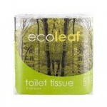 100% Recycled Toilet Paper – 9 Rolls