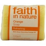 Faith in Nature Natural Soaps (Orange)