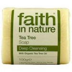 Faith in Nature Natural Soaps (Tea Tree)