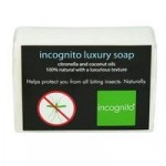 Incognito soap (Citronella & Coconut Oils)