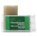 Simply Soaps Minty Morning Zing Soap