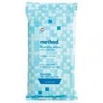 Method Tub + Tile Flushable Wipes