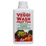 Veggi Wash Fruit Too – Totally Natural Fruit & Vegetable Wash Conce…