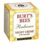 Burt's Bees Radiance Night Cream