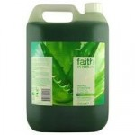 Faith in Nature Aloe Vera & Ylang Ylang Shower Gel & Foam Bath – 5L