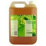 Faith in Nature Hemp & Meadowfoam Shower Gel & Foam Bath – 5L