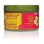 Alba Botanica Hawaiian Sugar Cane Body Polish