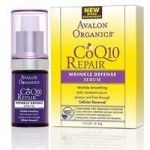 Avalon Organics CoQ10 Wrinkle Defence Serum