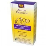 Avalon Organics CoQ10 Wrinkle Defense Cream SPF 15
