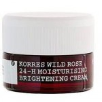Korres Wild Rose 24 Hour Moisturising & Brightening Cream – Oily to…