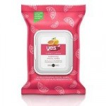 Yes to Grapefruit Exfoliating Facial Wipes (Pack 25)