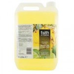 Faith in Nature Pineapple & Lime Shower Gel & Foam Bath 5L