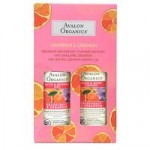 Avalon Organics Grapefruit & Geranium Gift Set