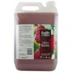 Faith in Nature Raspberry & Cranberry Shampoo 5L