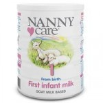 NANNYcare Goat Based Milk – From Birth First Infant Milk 900g