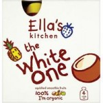 Ella's Kitchen The White One Smoothie Fruit Multi-Pack (4 Packs)