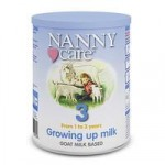 NANNYcare Goat Based Milk – Stage 3 Growing Up Milk 400g