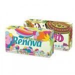 Renova Green 100% Recycled White Tissues – Box of 80