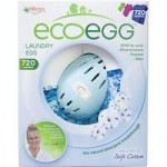 Eco Egg Laundry Egg 720 Washes (Soft Cotton)