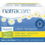 Natracare Organic Cotton Tampons (packs of 10) (Regular (10))