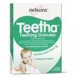 Nelsons Teetha – Teething Granules (24 sachets)