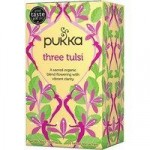 Pukka Three Tulsi Tea (20 bags)