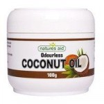 Natures Aid Coconut Oil – Odourless Skin Cream