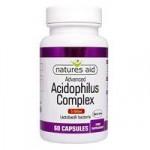 Natures Aid Acidophilus Complex – 60 capsules