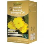 Natures Aid Organic Evening Primrose Oil – 90 capsules