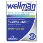 Vitabiotics Wellman Original – 30 tablets