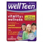 Vitabiotics Wellteen Original – 30 tablets