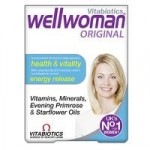 Vitabiotics Wellwoman Original – 30 tablets