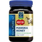 Manuka Health MGO 100+ Pure Manuka Honey 500g