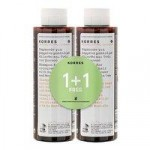 Korres Sunflower and Mountain Tea Shampoo 2 for 1